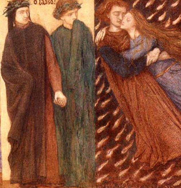 Dante Gabriel                       Rossetti