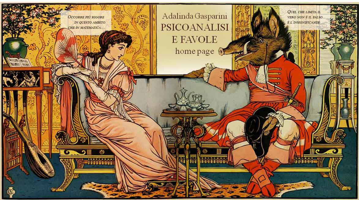 "Walter Crane ""Beauty and the Beast"""