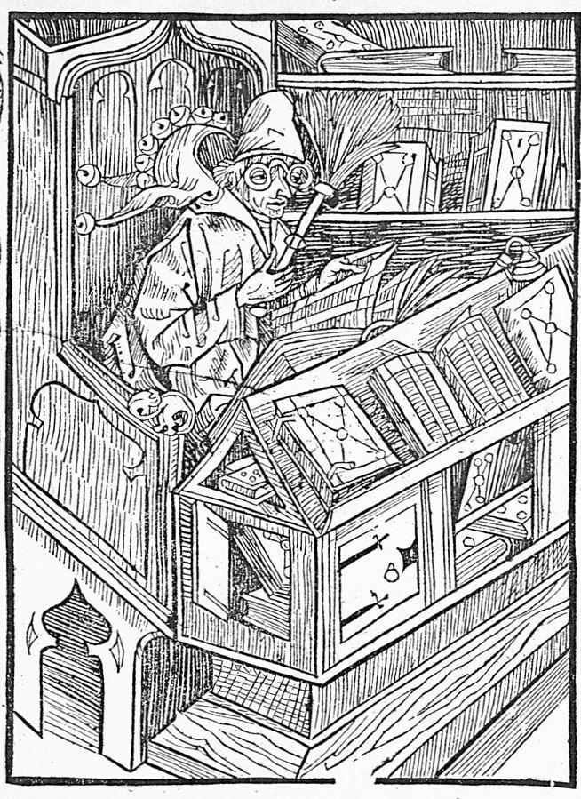 Copertina della prima edizione, 1494